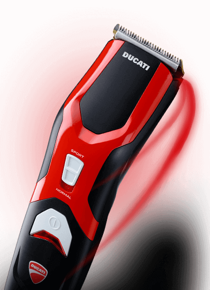 High-performance professional hair clipper Ducati by Imetec HC 909 S-CURVE